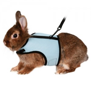 Trixie Rabbit Soft Harness and Leash Set
