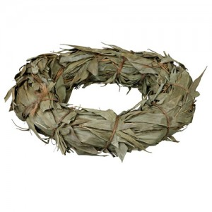 Bamboo Wreath for Rabbits