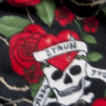 Skull Fleece