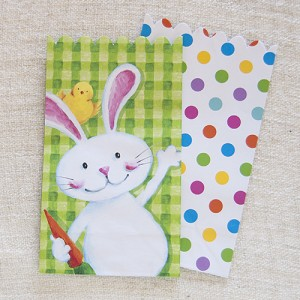 Bunny Gift Paper Bags