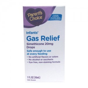 Infant Gas Relief